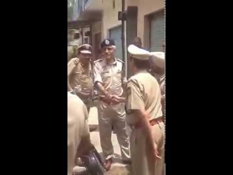 Gurdaspur Attack: Punjab DGP Sumedh Singh Saini taking charge at terror attack site