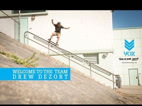 Welcome to VOX - Drew Dezort