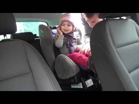 Kindersicherheit Im Auto - Teil 1