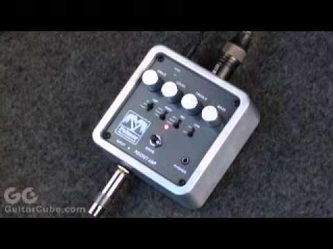 Palmer Pocket Amp Demo