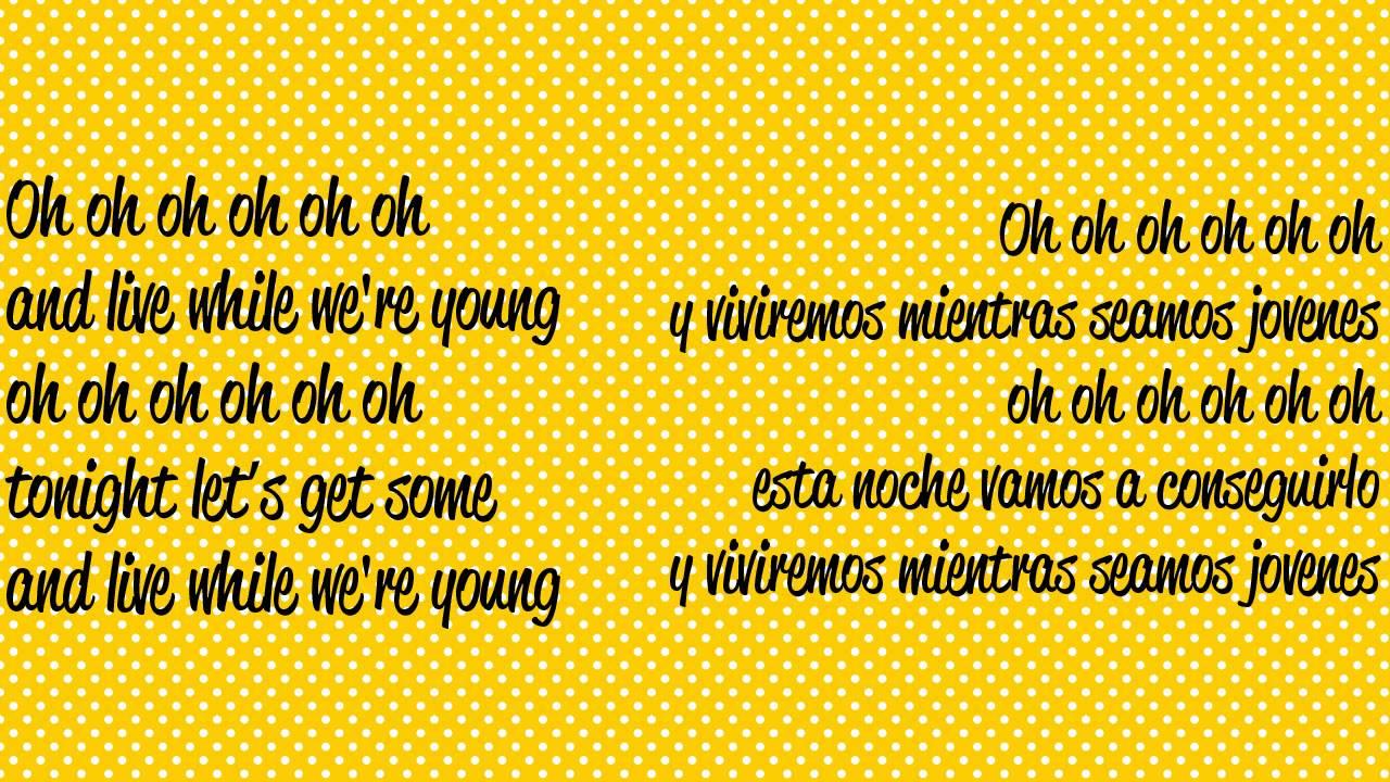 letras canciones sing: