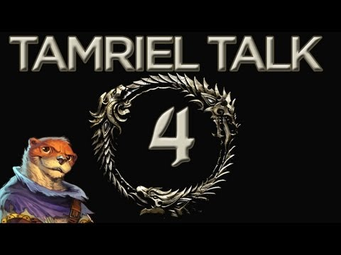 Elder Scrolls Online - Tamriel Talk - The Alliance War (PvP)