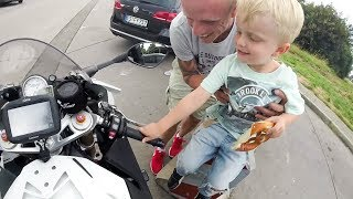 THIS IS WHY EVERYONE LOVES BIKERS | BIKERS ARE NICE |  [Ep. #24]