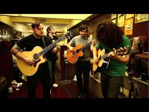 Coheed and Cambria - A Favor House Atlantic (Nervous Energies session)