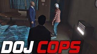 Dept. of Justice Cops #341 - Private Investigators (Criminal)