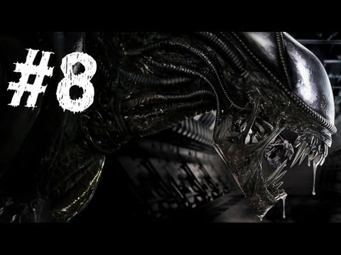 Aliens Colonial Marines Gameplay Walkthrough Part 8 - Rampart - Mission 8