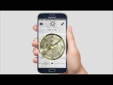 Barometer pro - free screenshot for Android