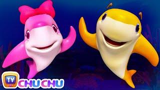 Baby shark doo doo doo doo | 3D Nursery Rhymes & Baby Songs by ChuChu TV