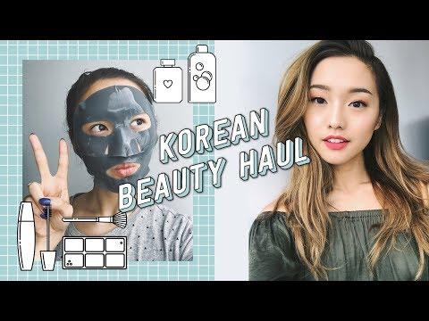 Korean Beauty Haul + Review   clothesencounters