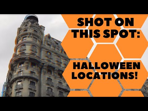 Shot On This Spot: Spooky NYC Filming Locations