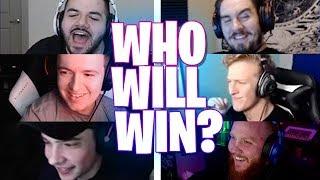 We got into the SAME Scrim - Who will win?