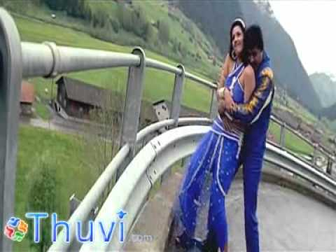 Rishi - Vaa Vaa Poove Vaa -(meena Hot Navel) video
