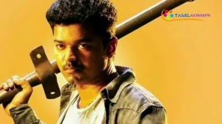 Vijay's Theri Teaser Release Date Finalized