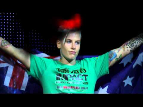 Invicta FC5: Fight Like a Girl
