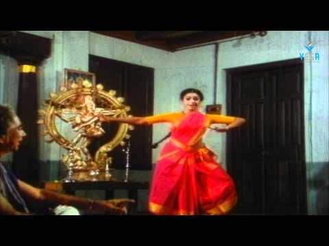 Shobana Bharatanatyam Dance - Mahamayee ( Video Song ) video