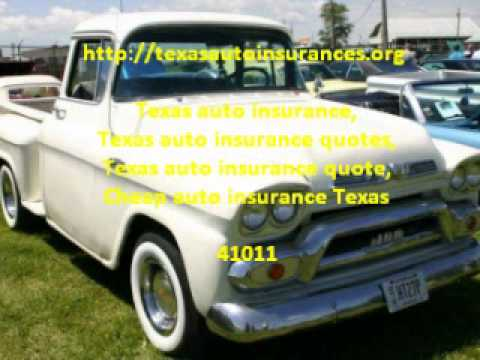 Texas auto insurance, Texas auto insurance quotes, Cheap auto insurance Texas 41011.wmv