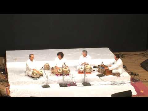 Abbaji gurupornima- zakir hussain yogesh samashi fazal qureshi...
