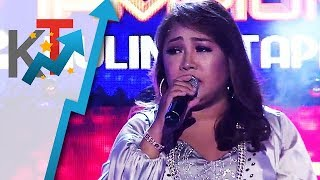 TNT Celebrity Champion Leah Patricio sings 'Break It To Me Gently'