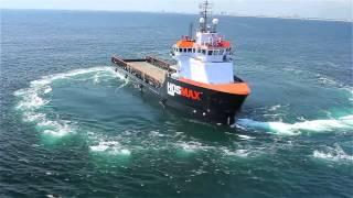 Hornbeck Offshore Services Inc - HOS Stock Chart Technical Analysis for 06-16-17