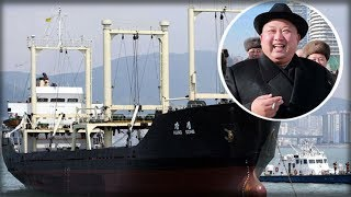 "CUSTOMS AGENTS MAKE TERRIFYING DISCOVERY AFTER SEIZING NORTH KOREAN SHIP, ""LARGEST OF ITS KIND"""