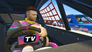 Grand Theft Auto 5: NASCAR SPENDING SPREE & OPEN LOBBY GTA 5 PS4