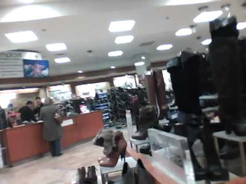 (Macy's) Bloomingdale's Mall In New Jersey – Parte 3 ZAPATOS