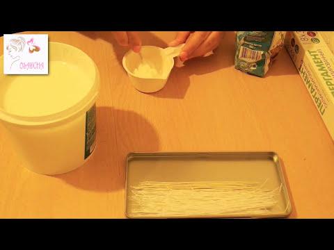 Как сделать пат для тычинок