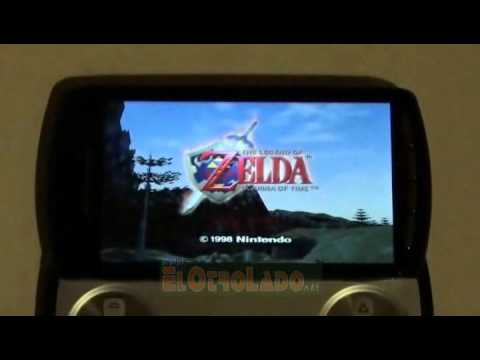 N64 Xperia Play