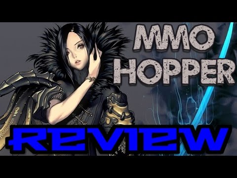 MMO Hopper #20: Blade and Soul worth playing?