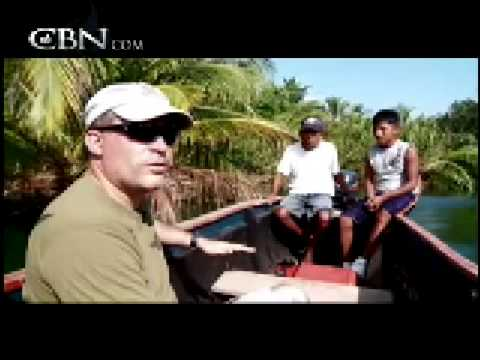 Remote Tribe in Panama Caught in Drug War -