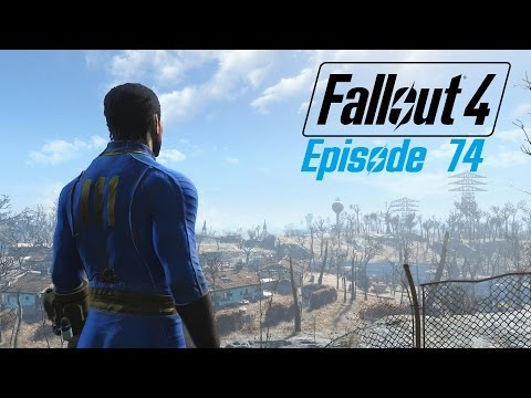 FALLOUT 4 (Survival) Ep. 74 : The Glowing Sea