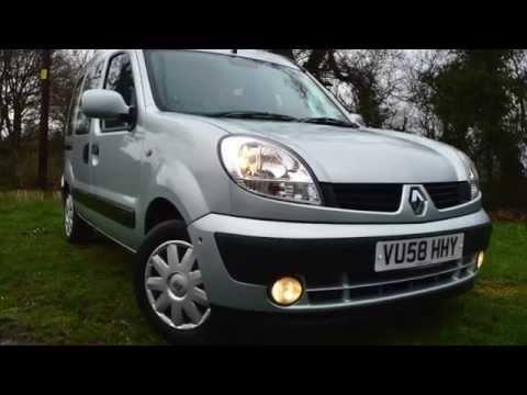Renault Kangoo camper van For Sale with mikeedge7