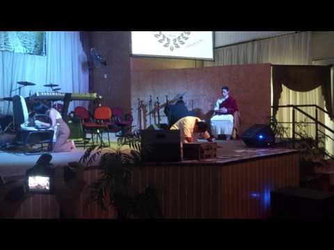 teatro gospel peça Jó