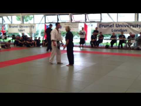International Aikido Tournament 2011 - Mens Individual Randori Qualifiers 2 Image 1