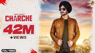 CHARCHE HIMMAT SANDHU (Full Song) Latest Punjabi Songs 2018 | Folk Rakaat