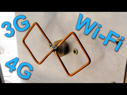 How to boost 3G. 4G and Wi-Fi signals
