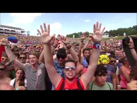 R3hab, Nervo & Ummet Ozcan - Revolution @Tomorrowland 2013 Live