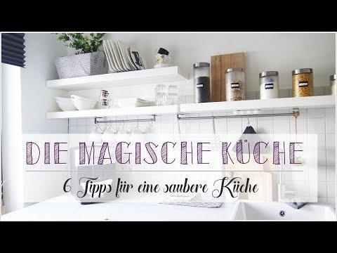 Die selbstreinigende Küche I Küchentipps I Alena´s Momlife
