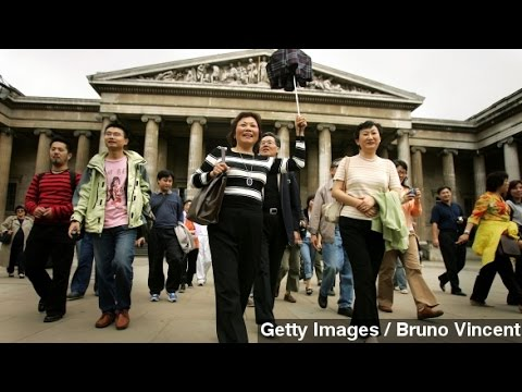 China To Publicly Shame Unruly Tourists