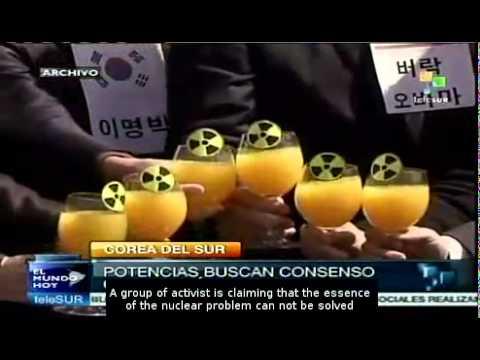 Nuclear Security Summit has begun in Seoul