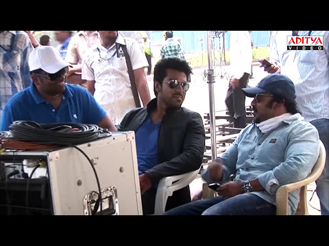Making Video Yevadu Movie || Ram Charan Teja Allu Arjun Shruthi...