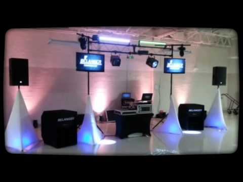 DJ Joey B's Video Setup 2014