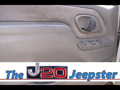 Replacing 1998 Chevy Silverado Exterior Door Handle How To Save Money And Do It Yourself