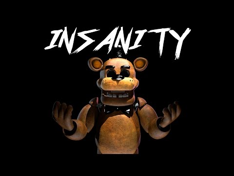 SFM FNAF - INSaNiTY Full Animation [CC English]