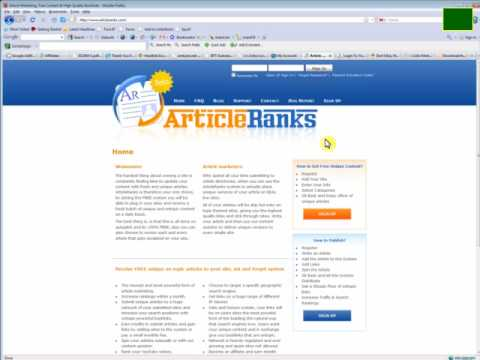 0 Article Marketing on Steroids and Getting Free Content And Backlinks For Your Website