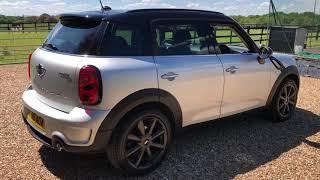 CAR-POD 2015 15 MINI COUNTRYMAN 2.0 COOPER SD 5d 141 BHP