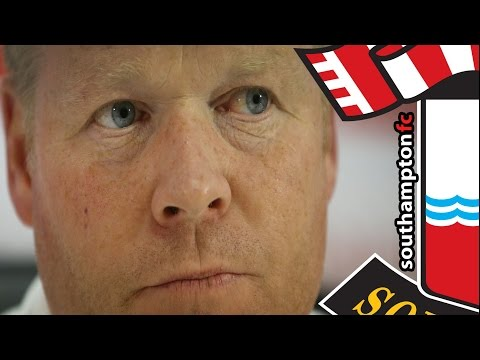 PRESS CONFERENCE: Ronald Koeman pre-Stoke City