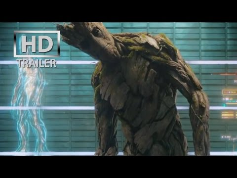 Guardians of the Galaxy | OFFICIAL Trailer US (2014) Starlord Groot