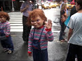 CHUCKY TAKES MANHATTAN
