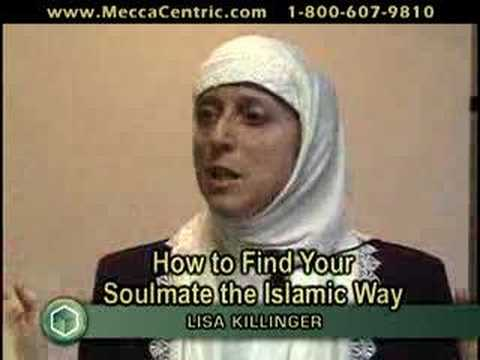 Lisa Killinger - How to find your Soulmate the Islamic Way Video